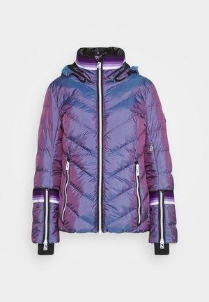BENIKO TWOTONE - Ski jacket - dark dahlia