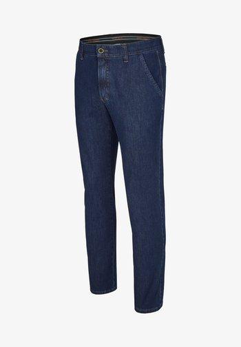 GARVEY - Straight leg jeans - mittelblau (43)