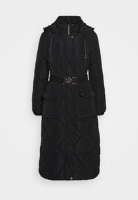 Liu Jo Jeans - IMBOTTITO OVATT LUNGO - Winter coat - nero - 6