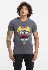 Liger - LIMITED TO 360 PIECES - BUTCHER BILLY - F1 - Print T-shirt - grey - 0