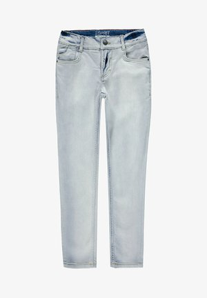 Straight leg jeans - blue bleached
