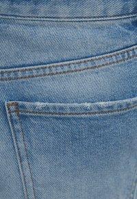 Bershka - Straight leg jeans - blue denim - 5
