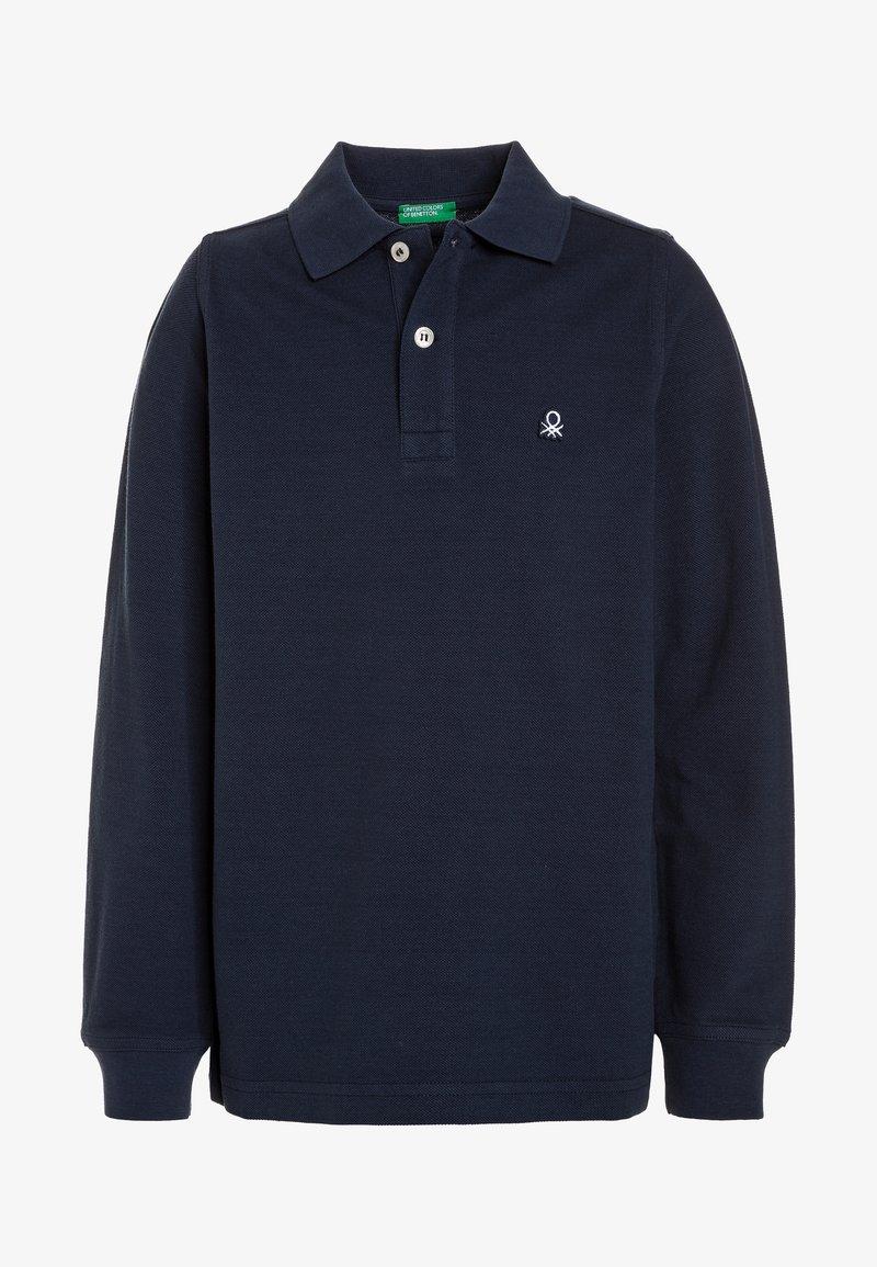 Benetton - Polo shirt - dark blue