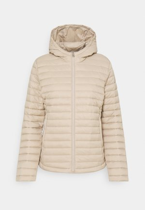 Winter jacket - macadamia