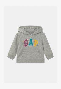 GAP - TODDLER GIRL LOGO  - Hoodie - light grey - 0