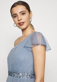 Sista Glam - MARIAH - Společenské šaty - blue - 5