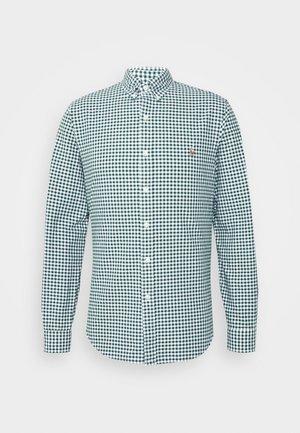 OXFORD - Košile - pine/white