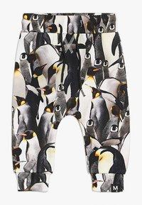 Molo - SOLOM - Spodnie materiałowe - grey - 0