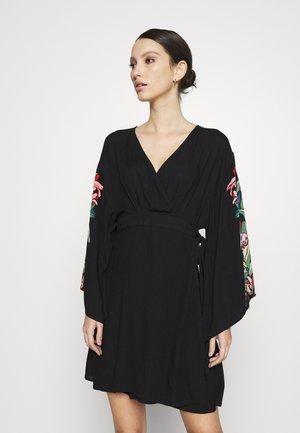HAVANA NIGHTS - Robe d'été - black