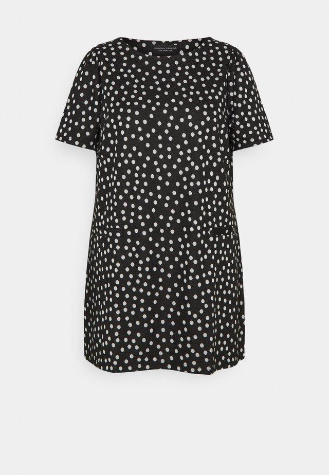 SPOT PUFF SLEEVE - T-shirt print - multi