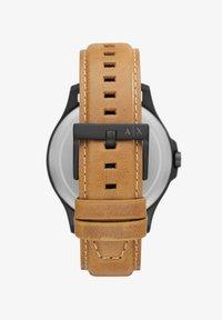 Armani Exchange - HAMPTON - Watch - brown - 1
