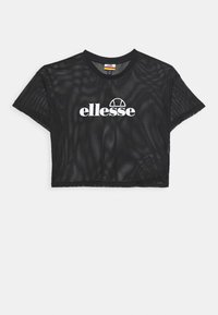 VORREI - Print T-shirt - black