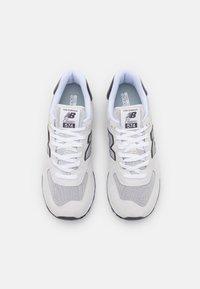 New Balance - 574 UNISEX - Sneakers basse - white - 3