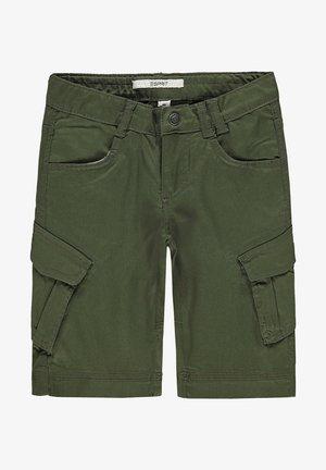 Shorts - dark khaki