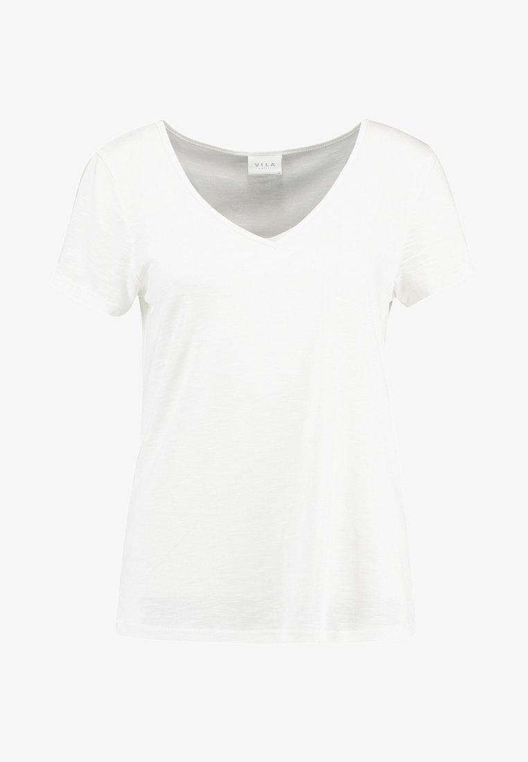 Vila VINOEL - T-Shirt basic - total eclipse/dunkelblau gJIoI1