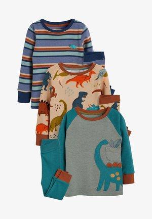 3  SET - Pyjama set - teal