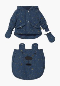 The Bonnie Mob - COSMOS SET - Winter jacket - navy - 3