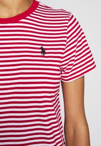 Polo Ralph Lauren - T-shirts med print - red/white - 7