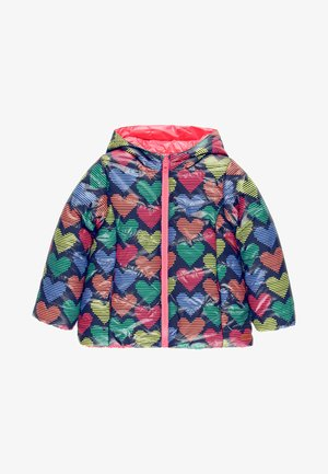 Parka - multi-coloured