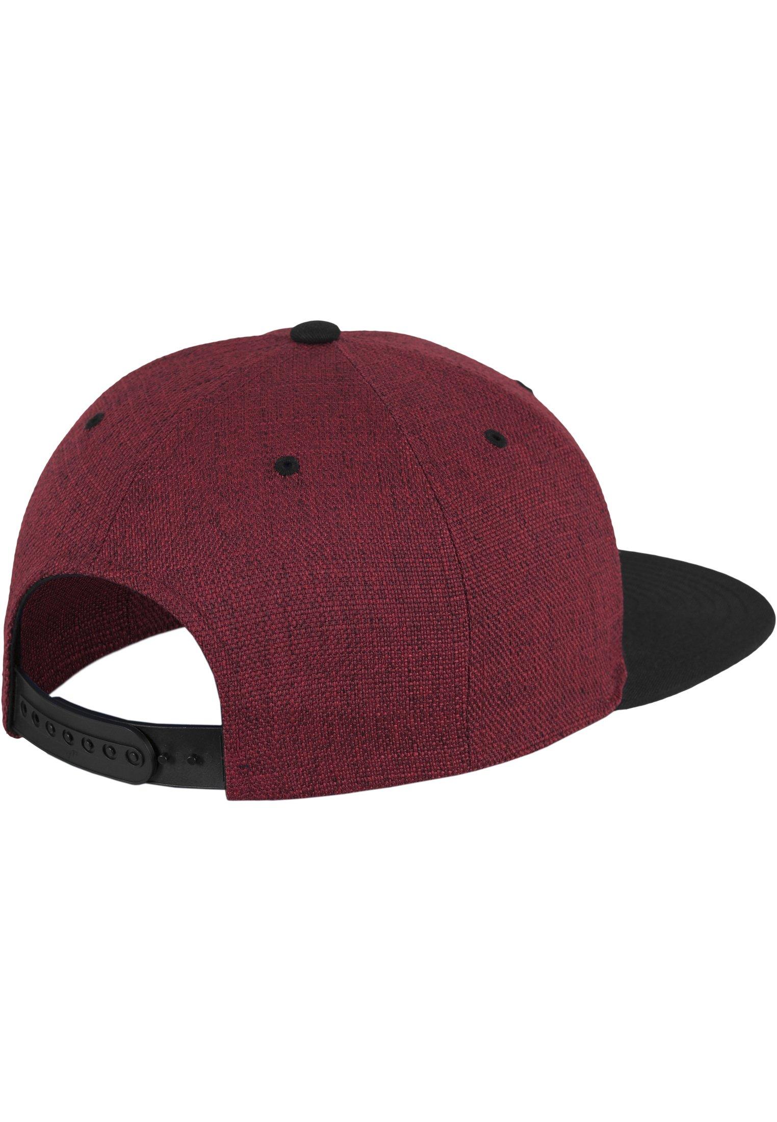 Flexfit Cap - Red/blk/rot
