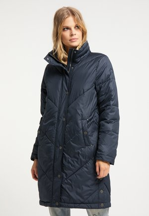 Winter coat - marine