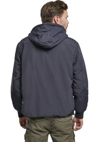 Brandit - HERREN LUKE WINDBREAKER - Windbreaker - navy - 1