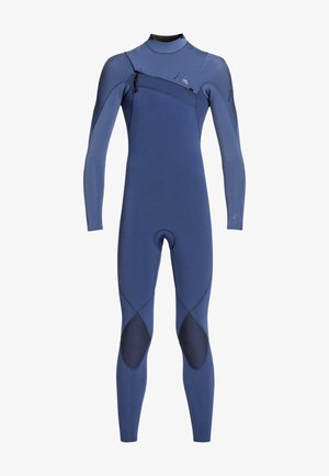 Wetsuit - iodine blue/ cascade blue