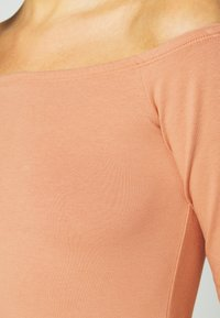 Even&Odd - Long sleeved top - camel/black - 5
