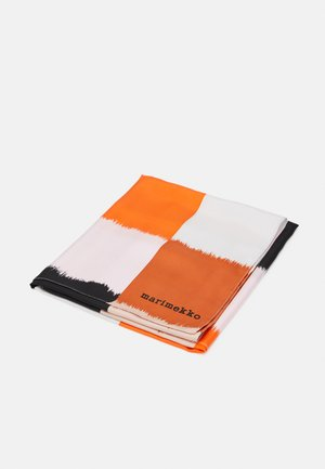 MAINI OSTJAKKI SCARF - Foulard - pink/black/brown