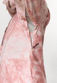Roxy - PRESENCE - Snowboardová bunda - silver pink - 5