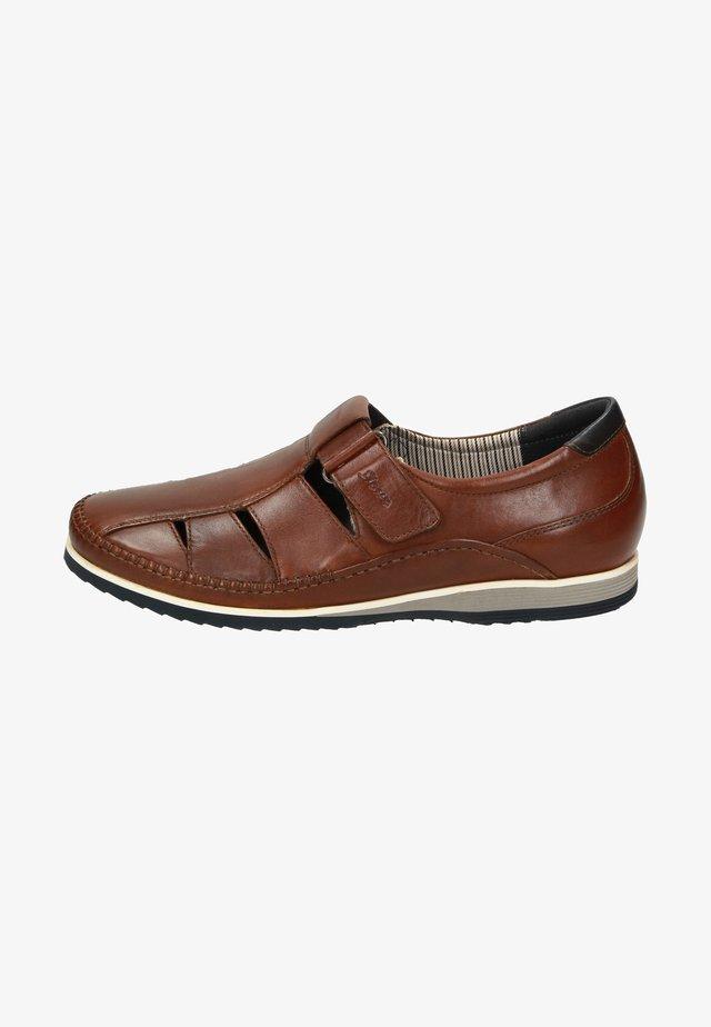 HAJOKO - Mocassins - brown