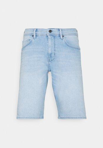 Shorts di jeans - blue bleached