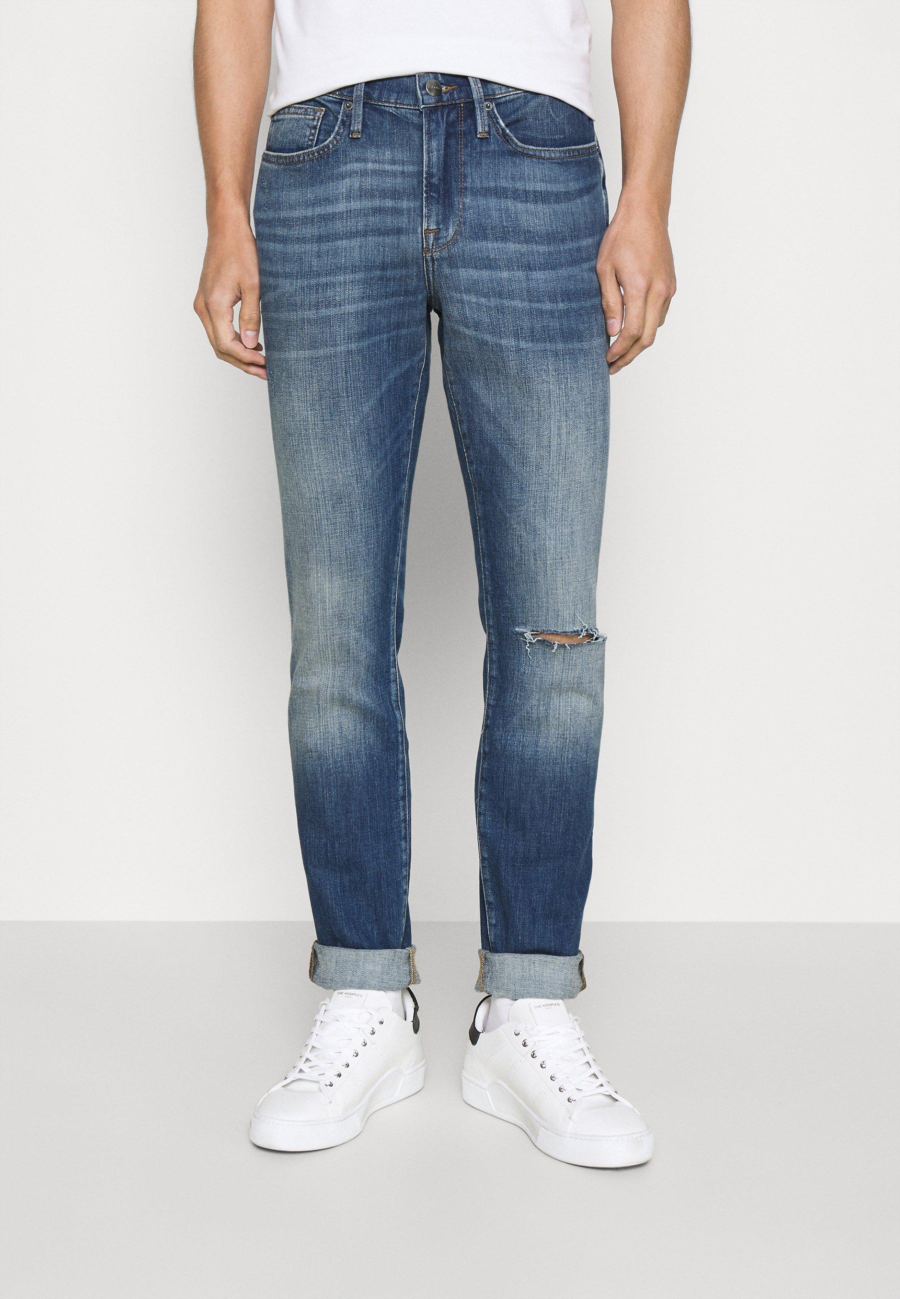 Herren L'HOMME - Jeans Skinny Fit