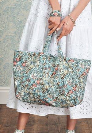 MORRIS & CO. AT NEXT REVERSIBLE  BAG - Handbag - blue