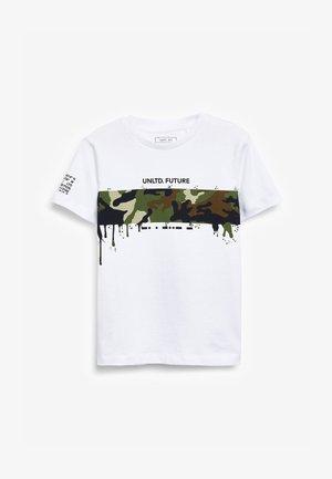 CAMO - Print T-shirt - multi-coloured