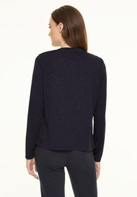comma casual identity - Long sleeved top - dark blue - 2