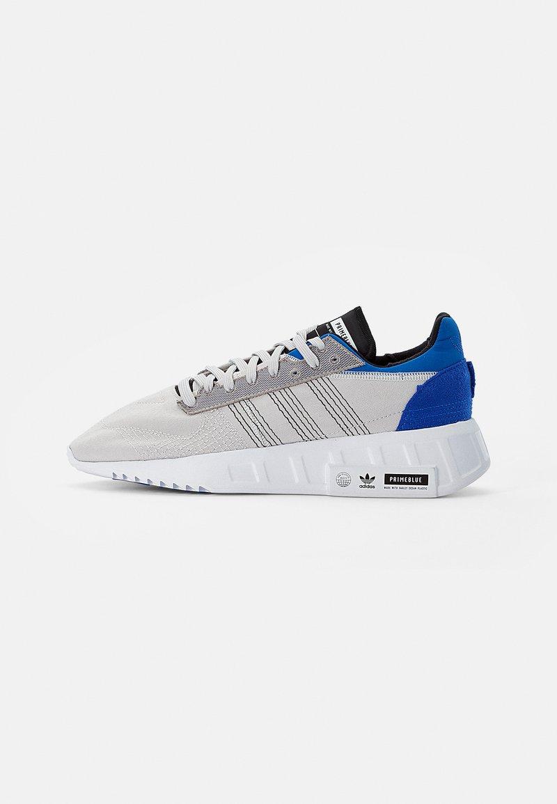 adidas Originals - GEODIVER - Matalavartiset tennarit - football blue/ftwr white/core black