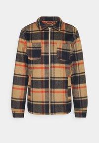 OVERSHIRT ZIP - Summer jacket - khaki
