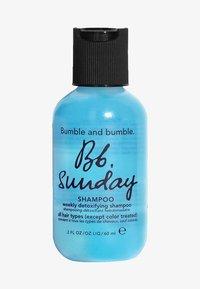 SUNDAY SHAMPOO TRAVEL - Shampoo - -