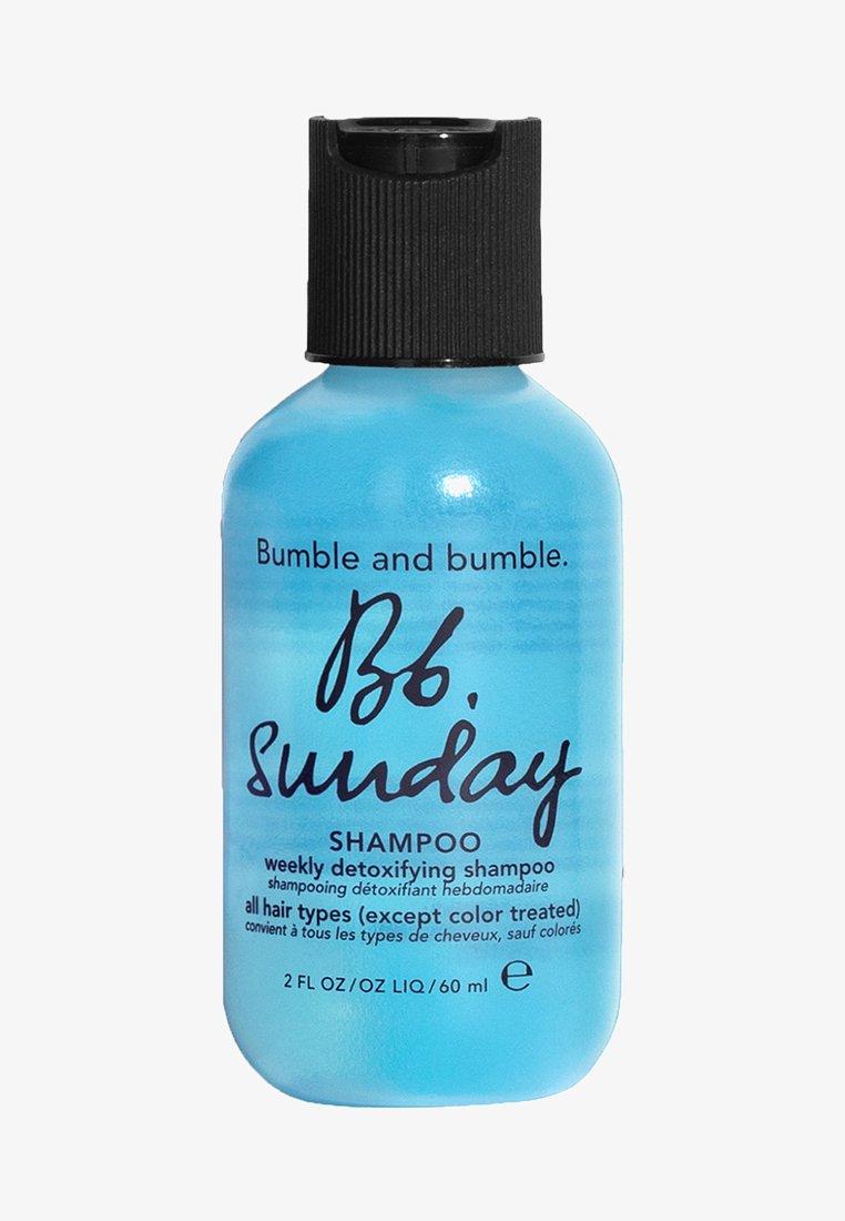 Bumble and bumble - SUNDAY SHAMPOO TRAVEL - Shampoo - -