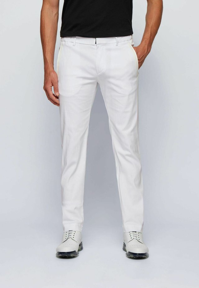 ROGAN - Chinos - white