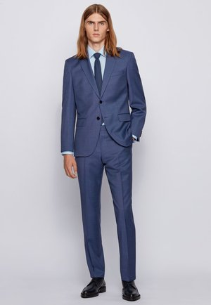 JECKSON/LENON - Suit - dark blue