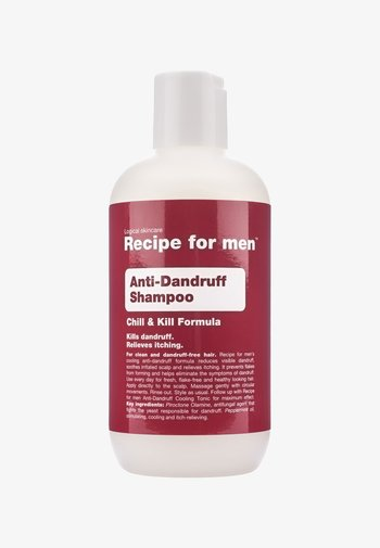 ANTI DANDRUFF SHAMPOO 250ML - Shampoo - -