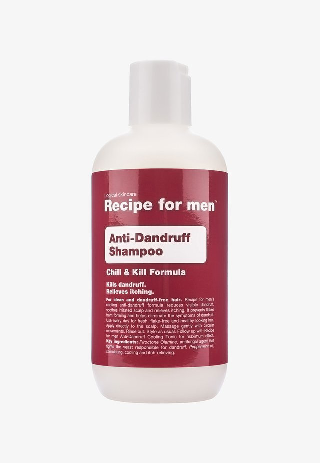 ANTI DANDRUFF SHAMPOO 250ML - Schampo - -