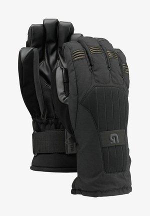 Gloves - true black