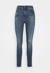 G-Star - SHAPE HIGH SUPER ANKLE  - Jeans Skinny Fit - antic faded zaffre restored - 3