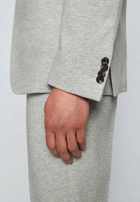 BOSS - Blazer jacket - silver - 4
