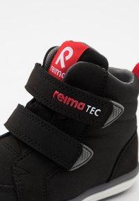Reima - REIMATEC SHOES PATTER UNISEX - Chaussures de marche - black - 5
