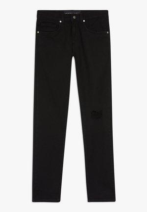 ESSENTIAL SKINNY  - Jeans Skinny Fit - black