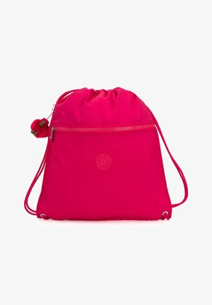 BACK TO SUPERTABOO - Urheilulaukku - true pink